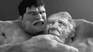 David - Hulk Trailer (Logan Style)