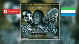 BED J ft LXG - Mr Nobody (Official Audio 2017)