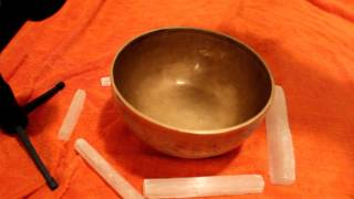 Tibetan Bowl Healing and Relaxation