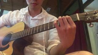 elgar cello concerto guitar arrange by Takashi Nagatsuka (cover)