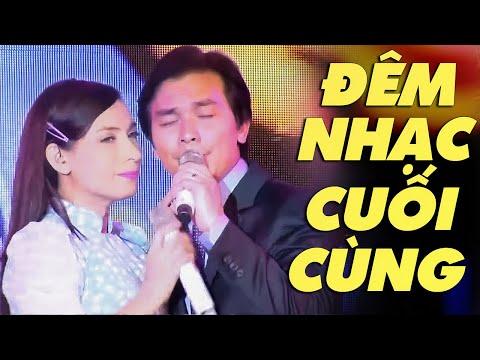 Phi Nhung Video đêm nhạc cuối cùng với Mạnh Quỳnh Vĩnh biệt tiếng hát Phi Nhung