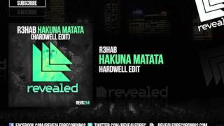 Hakuna Matata vs. Flashlight vs. Under Control (Hardwell Mashup) - R3hab vs. Calvin Harris ft. Hurts