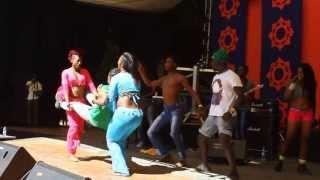 Mampi's Performance at HIFA 2013