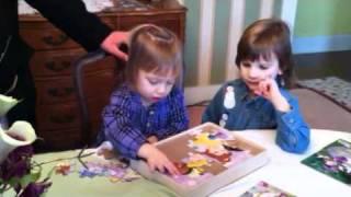 Baby Genius! MC Princess Puzzle