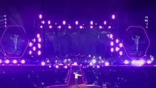 Coldplay - Viva La Vida live @ Stadio San Siro Milano - 4 Luglio 2017 [4K]