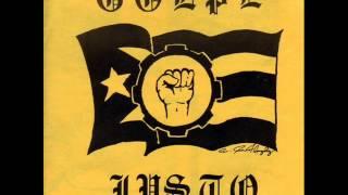 Golpe Justo - Mundo Tras Las Rejas (hardcore punk Puerto Rico)