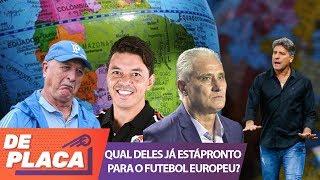 GALLARDO está mais PRONTO que TITE para treinar um clube EUROPEU?