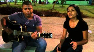 Casa do pai (Aline Barros )cover