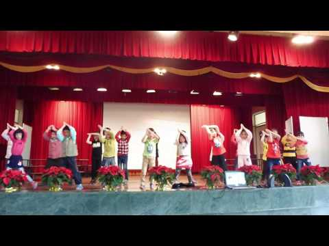 1051209班級歌唱比賽~風的音樂會及點仔膠 - YouTube