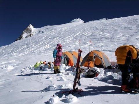 Manaslu 2011 – The summit assault