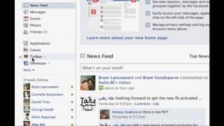 Screencast — Facebook Home, reinvented