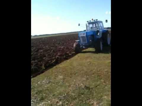 Zt 303 300 trattore Tedesco Giorgio e Marco Lecce