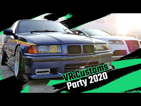 VR Customs Party 2020 - Boostmania.sk
