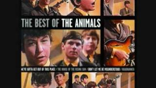 Eric Burdon & The Animals- When I Was Young