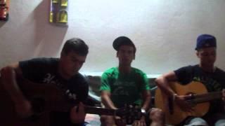 Momentos Felizes -  João, Lucas e Matheus !