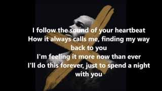 Deorro & Chris Brown - Five More Hours Lyrics