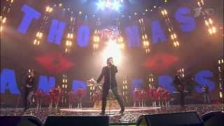 Thomas Anders. Brother Louie. Live Discotheque 80's. The First Channel (RUS) 01.01.2014