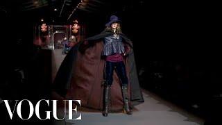 Christian Dior Ready to Wear Fall 2011 Vogue Fashion Week Runway Show