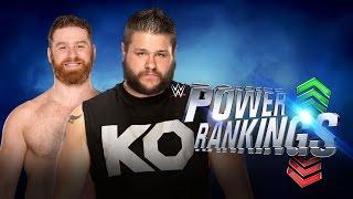 WWE Power Rankings 11 de junio de 2016