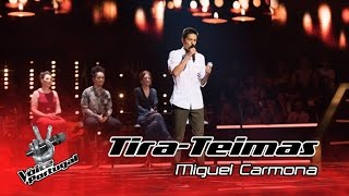 Miguel Carmona – The Blower's Daughter | Tira-Teimas | The Voice Portugal