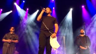 3T Up Close and Personal live at RAI Theater Amsterdam 16.9.16 -  I Need You