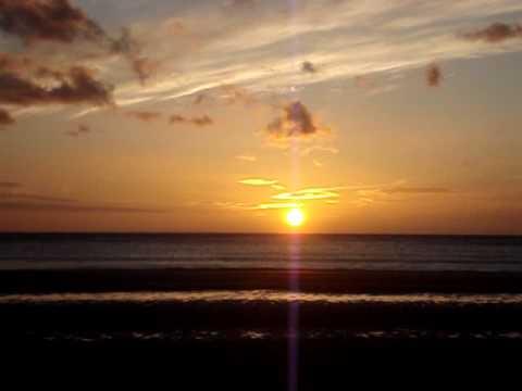 Nicaragua Real Estate — Sunset at Playa Coco