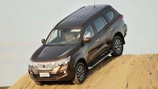 ชมภาพจริง Nissan Terra PPV 7 ที่นั่ง ก่อนเข้าไทยปลายปีนี้