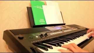 Kıraç Yıllar Sonra (Yamaha PSR e433)