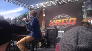 So Close (LIVE AUDIO) - Andrew McMahon in the Wilderness @ KROQ takes over Bear Mountain