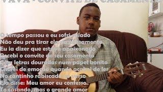 VAVÁ - CONVITE DE CASAMENTO Wagner Menezes