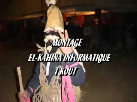 Fête chaoui – Imgharen n 3achoura di Tkukt  (festival Achoura a T'kout)