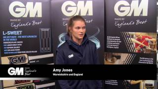 Amy Jones Wicket-Keeping Tips - GM Cricket