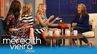 """Meredith Sings With """"Pitch Perfect 2"""" Cast!   The Meredith Vieira Show"""