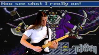 The Dark King Theme (Final Fantasy: Mystic Quest) on guitar