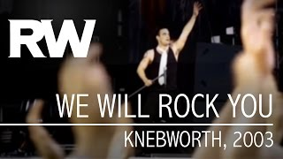 Robbie Williams | We Will Rock You | Live At Knebworth 2003