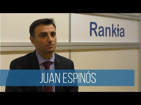 Entrevistamos en Forinvest 2017 a Juan Espinós, Responsable de la oficina de Valencia de Renta 4. Recoge el premio a la Mejor Comercializadora de Fondos 2016.