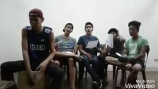 Bacolod 2nd Ward -- Practice Caroling (Mashup Christmas Songs)