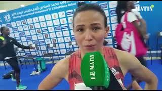 Rabab Arafi se classe 3e sur le 800m et Malika Akkaoui termine 6e