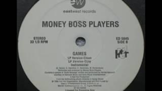 Money Boss Players - Games (Instrumental) - EastWest - 1996