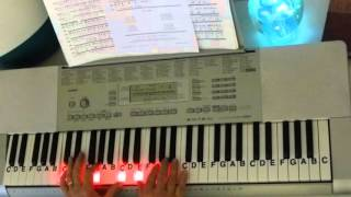 How To Play ~ God Is So Good ~ Praise Chorus ~ LetterNotePlayer ©