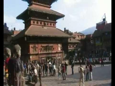 Lori's trips – NEPAL – Bhaktapur2