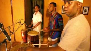 Gravação do CD Xirê Àlágbé - Cantando para Oyá