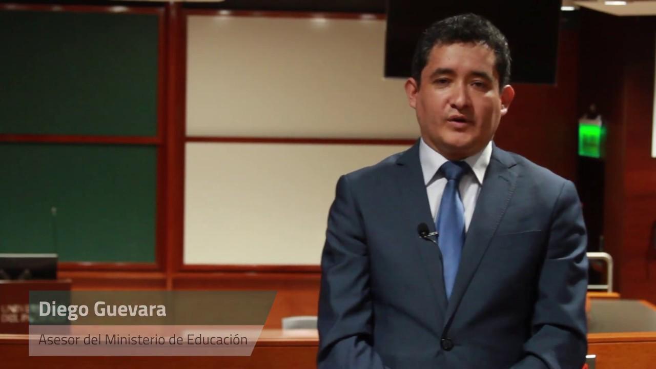 Testimonio de Diego Guevara (Exalumno)