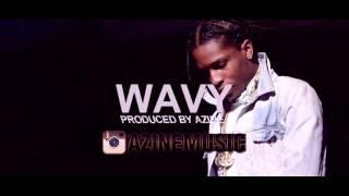 """(FREE) ASAP Rocky x Drake Type Beat - """"Wavy"""""""