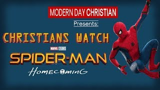 Should Christians Watch Spiderman Homecoming