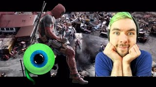 "Deadpool Loves Jacksepticeyes ""All The Way"""