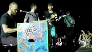 Speed Of Sound - Coldplay - Live @Turin (Italy) 24/05/2012 HD