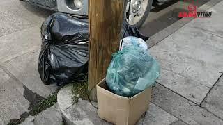 Salamanca sin recolección de basura