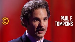 Napping Through an Entire Workday - Paul F. Tompkins