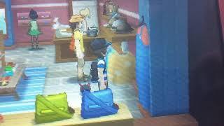 Pokémon sun and moon Easter egg - Mario suit
